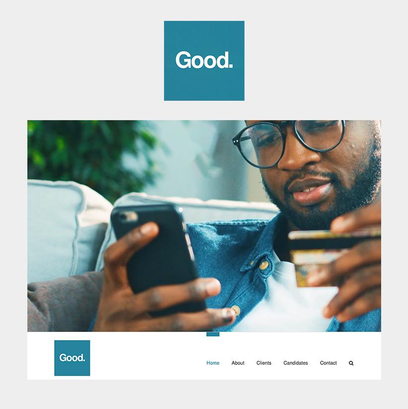 Websites designed recently