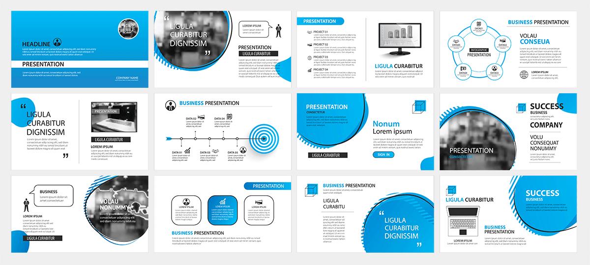 Powerpoint Decks designed recently 1